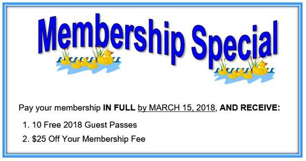 Colony Pool Membership